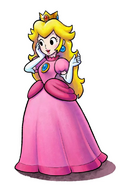 Princess Peach Artwrok