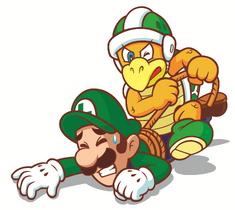 SPP Luigi Hammer bro