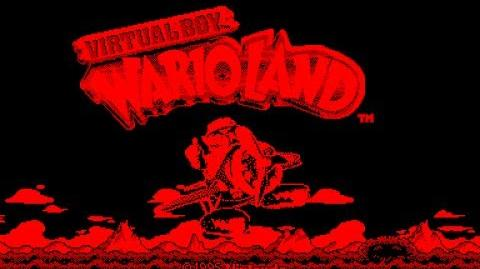 Virtual Boy Longplay 01 Virtual Boy Wario Land (3D)