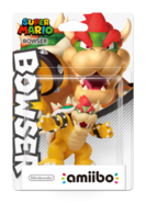 Amiibo - SM - Bowser - Box