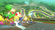 MK8 Block Course with U 2