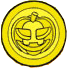 Pièce d'or - SML2 (Zone Pumpkin)