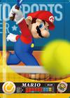Carte amiibo Mario tennis