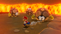 Golem Lookalikes Screenshot - Super Mario 3D World
