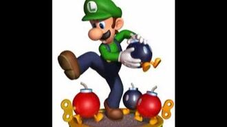 Mario Party 5 - Luigi Voices