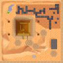 SM64DS-Shifting Sand Land Map
