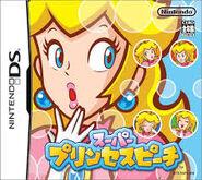 Super princess peach versionjaponaise