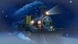 CTTT Screenshot Sternenexpress im Schneesturm