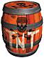 DK64 Artwork TNT-Fass