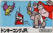 Donkey Kong Jr. NES JAP