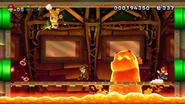 Magmaargh en New Super Mario Bros. U