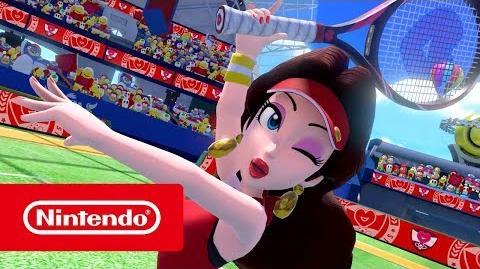 Mario Tennis Aces - Pauline, Luma et Boum Boum (Nintendo Switch)