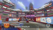 Stade Bousculade - MK8D 2