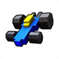 MKAGPDX Sprite Rally X