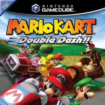 Mario Kart Double Dash Mariowiki Fandom