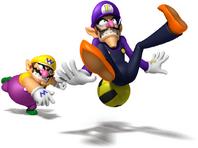 Mario Sports Mix Wario y Waluigi