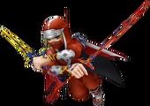 Ninja en final fantasy