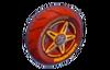 Retro (Rot) MK8