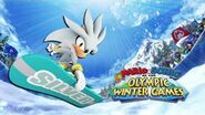 Silver Voice Clips Mario & Sonic at the Olympic Winter Games