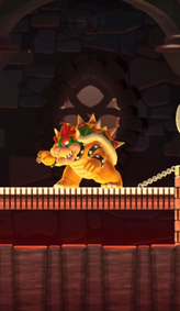 Bowser Falso Super Mario Run