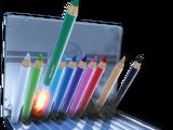Jean-Pierre Colored Pencils The 12th