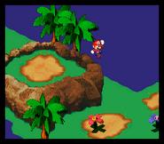 SMRPG Screenshot Weg des Diebes