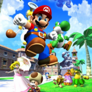 Super mario sunshine-250x250