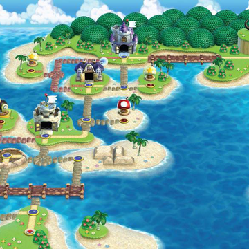 World 4 New Super Mario Bros Wii Mariowiki Fandom