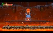 DKCTF Screenshot König Qual 2