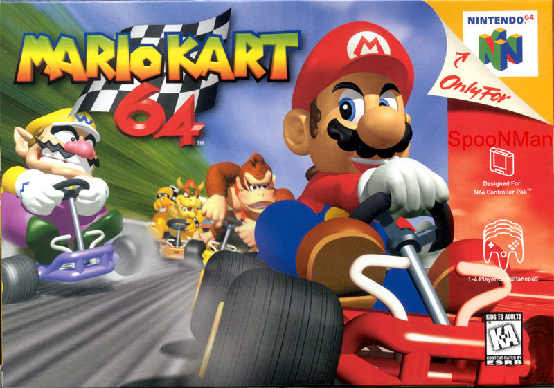Mario kart 64 super mario wiki fandom powered by wikia for Mario kart ds coloring pages