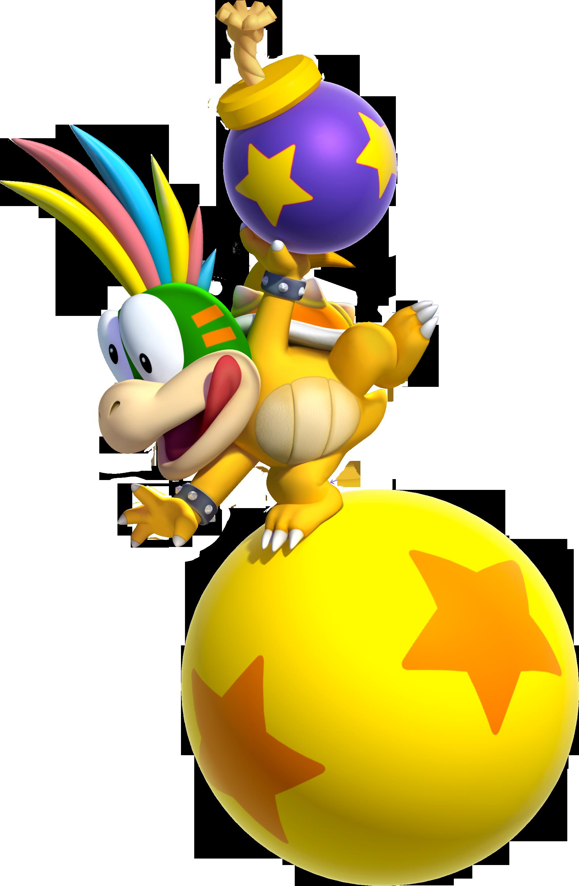 Lemmy Koopa Wiki Mario Fandom