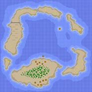 Plage Koopa - SMK (parcours)