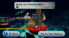 Bowser Jr.'s Fearsome Fleet