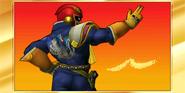 Félicitations Captain Falcon 3DS Classique