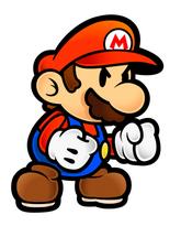 Mario (Paper Mario La Puerta Milenaria)