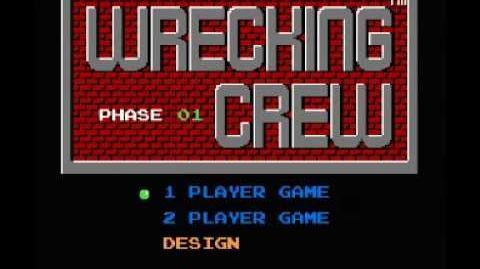 Wrecking Crew - Titelmusik