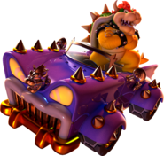 Bowser Artwork - Super Mario 3D World (1)