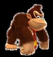 DKCR Artwork Donkey Kong