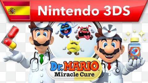 Dr Mario Miracle Cure - Tráiler (Nintendo 3DS)