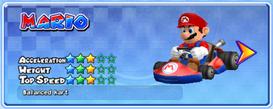 MKAGP2 Screenshot Mario Standard-Kart