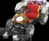 MKT Turbo-pousse-pousse