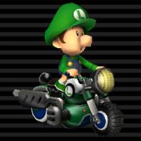 Mini-mob Bébé Luigi