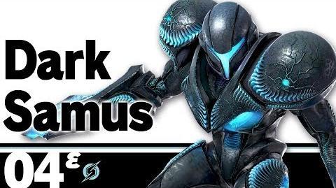 04ᵋ Dark Samus – Super Smash Bros