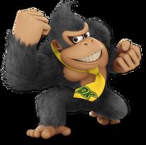 Art Donkey Kong noir Ultimate