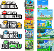 New super mario bros comparison by chaoslink1-d5346m7