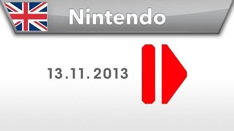 Nintendo Direct Presentation - 13.11