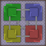 Block Fort - MK64 (parcours)