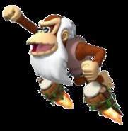 Cranky Kong (Donkey Kong Barrel Blast)