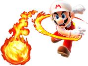 Fire Mario Fireball