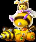 MK7 Artwork Honigbienenkönigin